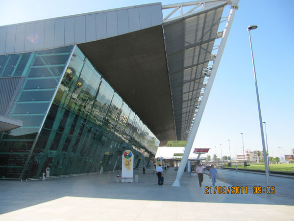 """Flughafen Tirana """"Mutter Teresa"""""""